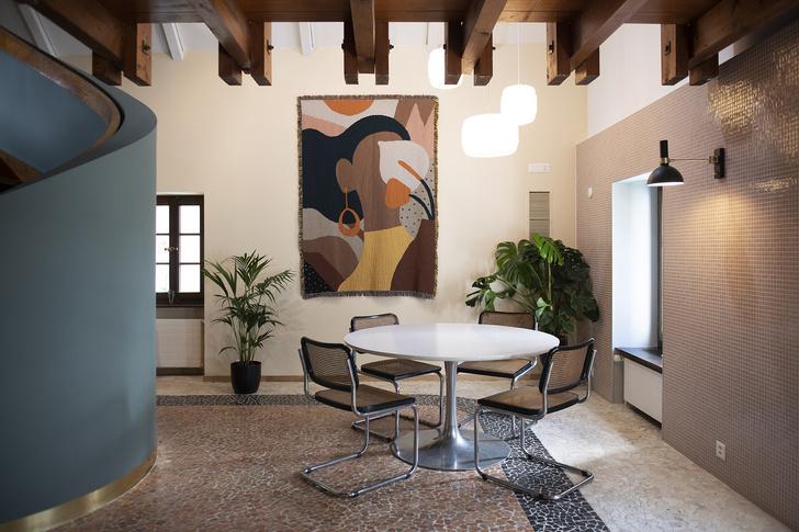 Фото №3 - Атмосферное кафе Auberge de Beaulieu в Лозанне