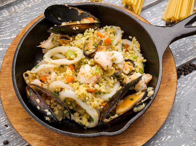Фото №2 - Оригинальное, традиционное и простое: три блюда с «неизвестным» булгуром