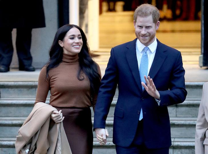 Фото №2 - По стопам Дианы: Гарри и Меган планируют дать телеинтервью о причинах своей «отставки»