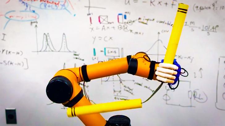 Фото №3 - Измеритель мудрости, робот с нунчаками и другие новые открытия