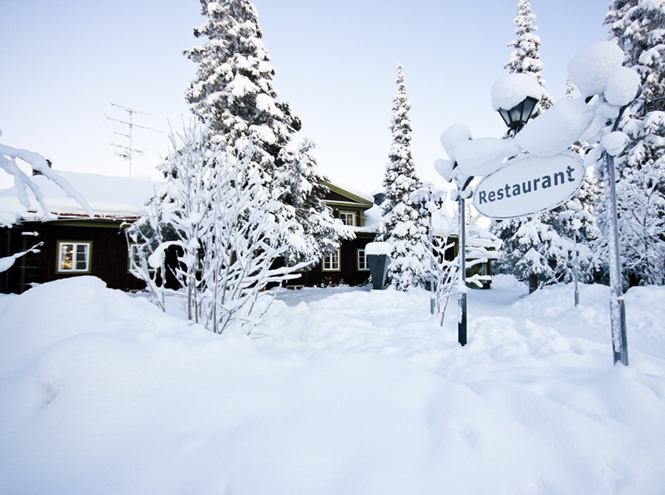 Фото №4 - В Швеции снова построят отель изо льда