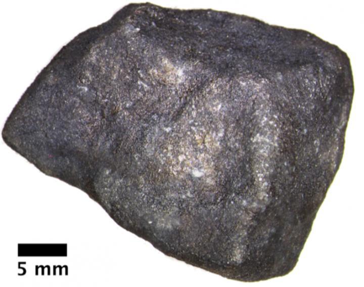 Фото №1 - В упавшем на Землю метеорите нашли внеземную органику