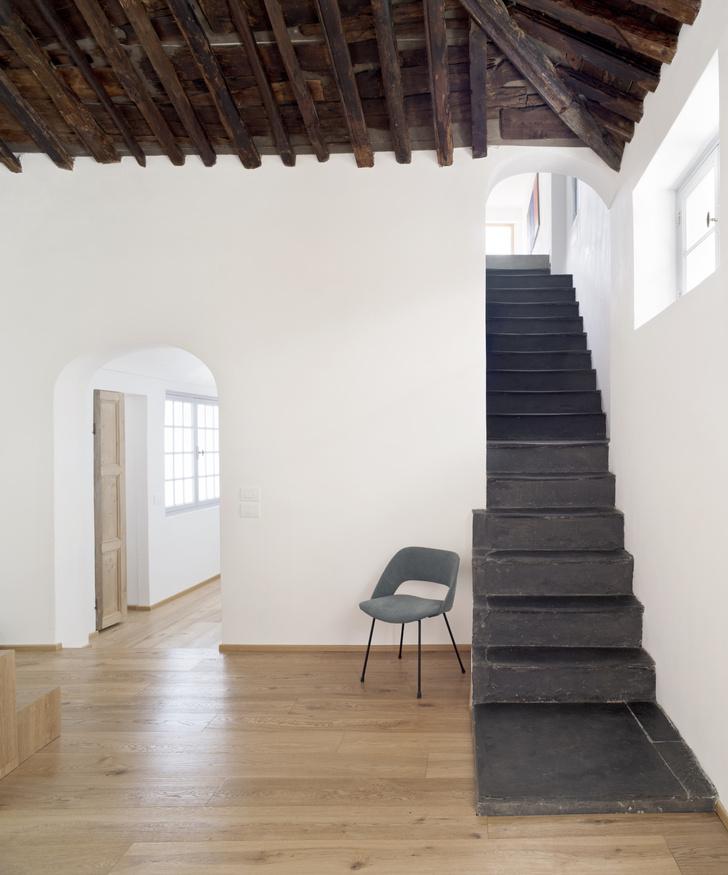 Фото №8 - Квартира с террасой в историческом центре Генуи