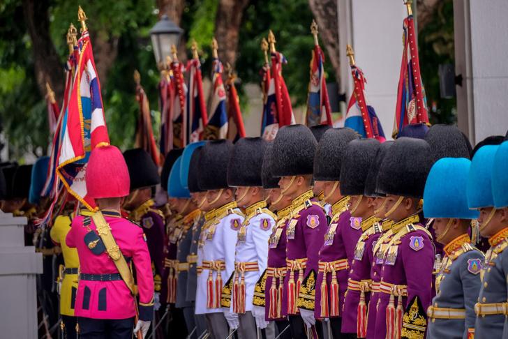 Фото №6 - Часть мундира: необычная парадная военная форма разных стран мира