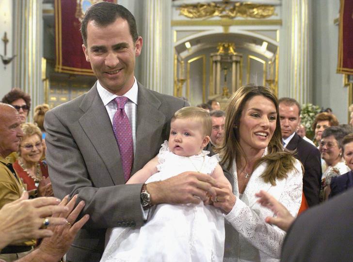 Фото №14 - Принцесса Леонор: история будущей королевы Испании в фотографиях