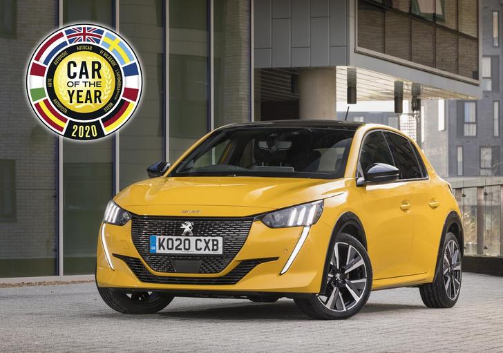 Фото №1 - Европа выбрала лучший автомобиль 2020 года