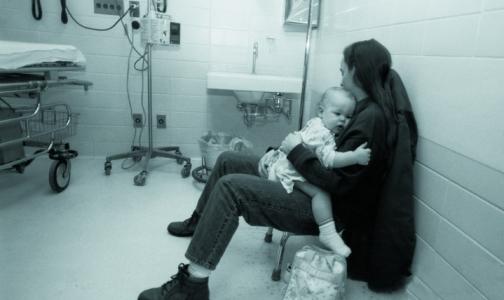 Фото №1 - Почему государство экономит на детях, страдающих раком