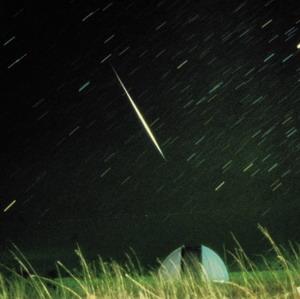 Фото №1 - Метеорный дождь