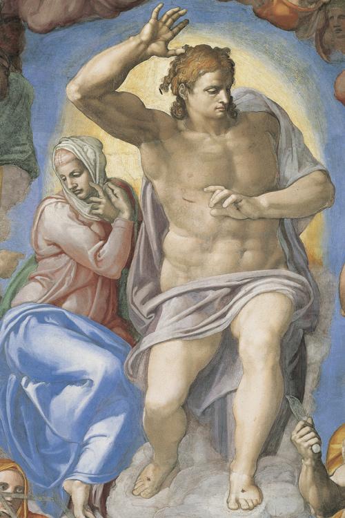 Фото №2 - Обидеть художника: 7 тайн «Страшного суда» Микеланджело
