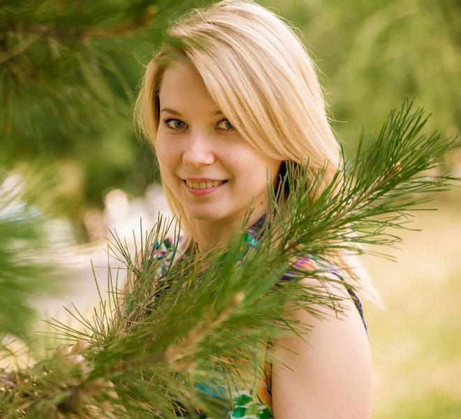 Фото №18 - Самые очаровательные блондинки Белгорода