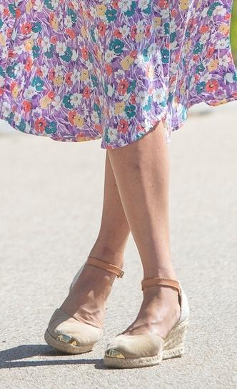 Фото №6 - Общая модная страсть герцогини Кейт и королевы Летиции