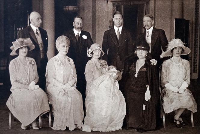 Фото №14 - Что нужно знать о крещении королевских наследников Великобритании