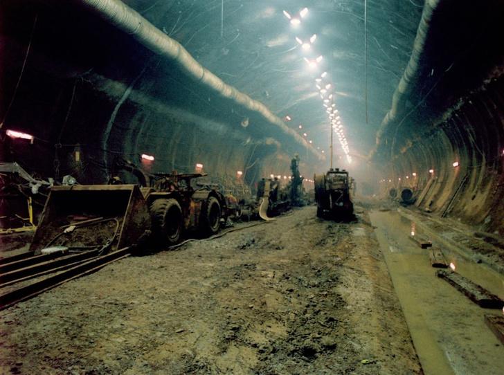 Фото №4 - Ла-Манш: 10 фактов о главном скоростном подводном коридоре Европы