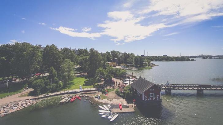Фото №12 - Дочь Балтики: 15 интересных мест в Хельсинки