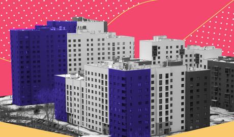 ЖК «Цветной бульвар»: яркость по-уральски на границе старого и нового Екатеринбурга