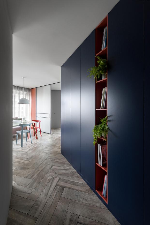 Фото №9 - Квартира 76 м² для семьи с четырьмя детьми в Киеве