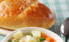 Чем полезен куриный суп?