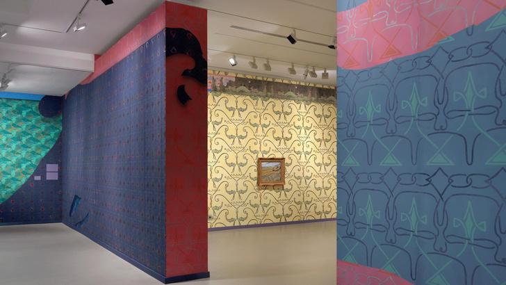 Фото №1 - Винсент Ван Гог и обои Лауры Оуэнс на выставке в Арле