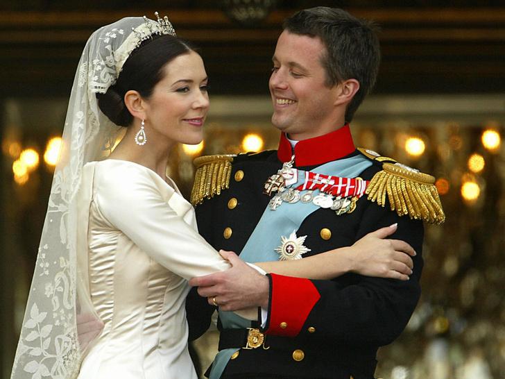 Фото №9 - Невесты из-за границы: принцы и короли, нашедшие свою любовь в другой стране