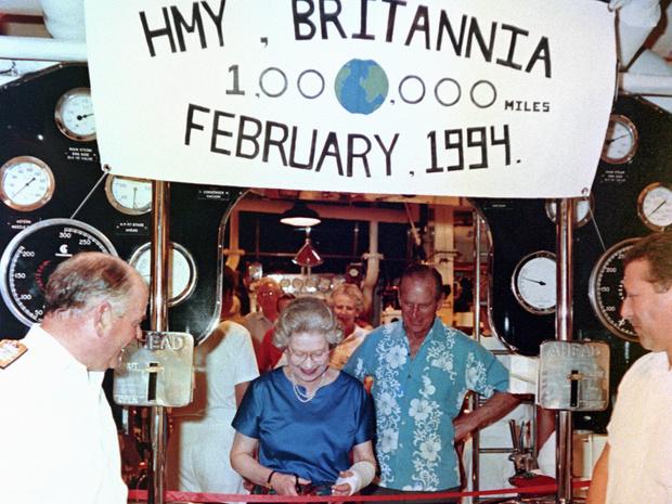 Фото №10 - Плавучий дворец Елизаветы: как выглядела любимая яхта Королевы (и как она проводила там время)