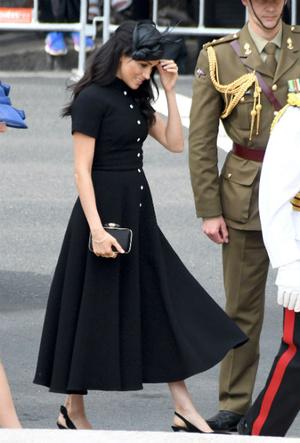 Фото №6 - Американские принцессы: что общего в стиле герцогини Меган и Иванки Трамп