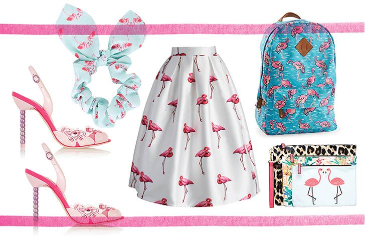 Фото №2 - Топ-10: Вещи с фламинго