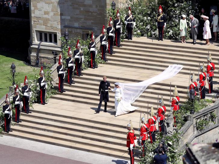 Фото №3 - Почему мы больше не увидим королевских свадеб Виндзоров (скорее всего)