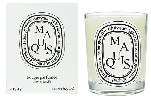 Парфюмированная свеча Diptyque