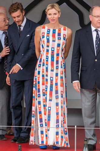 Фото №8 - Кейт, Шарлен или Меган: чьи наряды оказались самыми дорогими в 2018 году