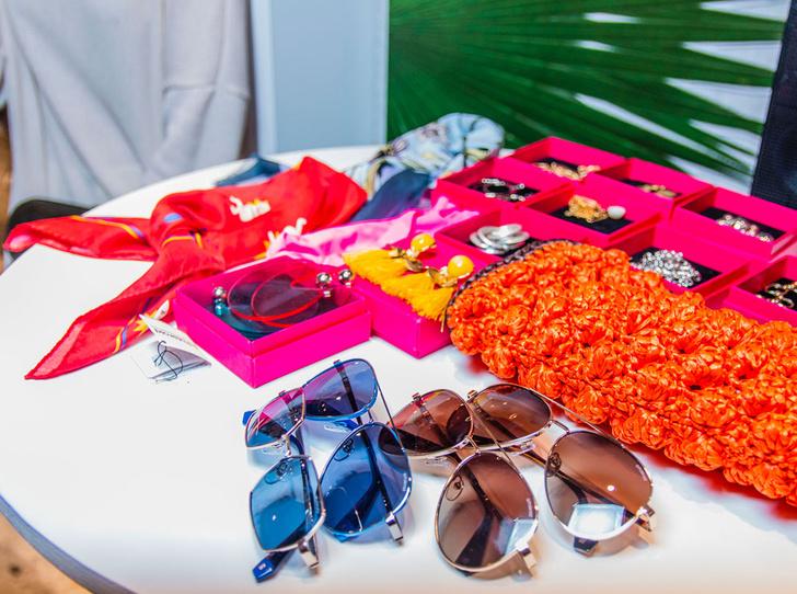 Фото №2 - Как прошла вечеринка Calzedonia: бьюти-правила Регины Тодоренко и пляжные образы от стилиста