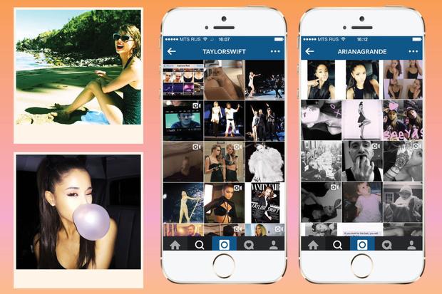 Фото №2 - Топ-20: Самые популярные звезды в Instagram