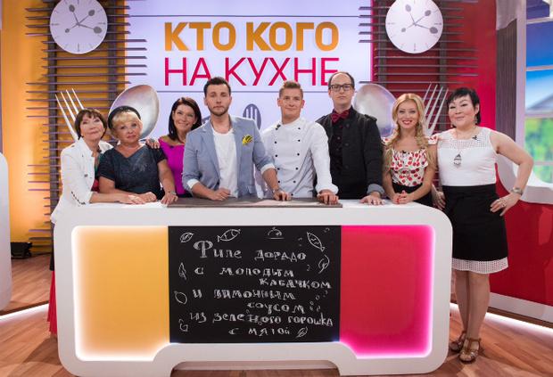 Фото №2 - Вячеслав Манучаров станет судьей кулинарных битв