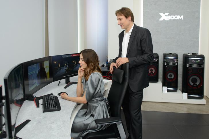 Фото №4 - Первый премиальный магазин LG Electronics: увидеть, попробовать и ощутить инновации