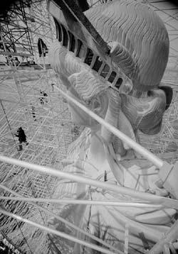 Фото №3 - Большой оригинал: история статуи Свободы