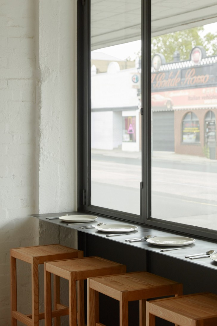 Фото №5 - Минималистское кафе Prior в Мельбурне