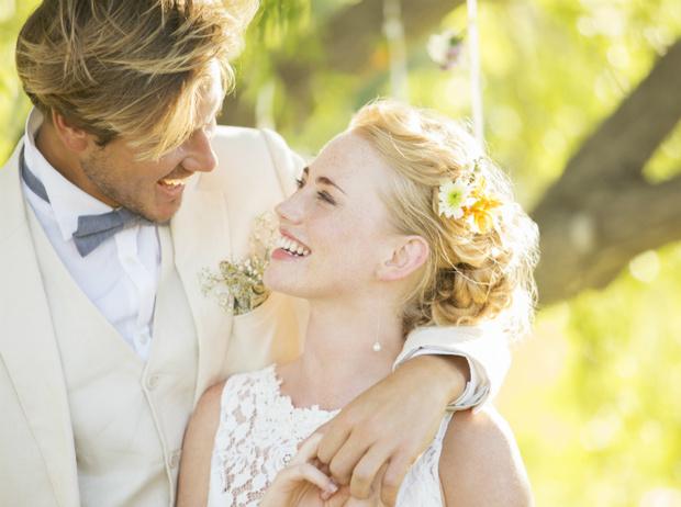 Фото №4 - Удивили: необычные свадебные традиции мира