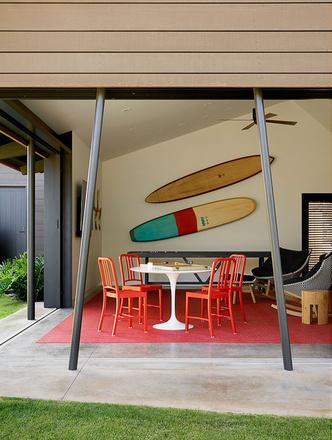 Фото №6 - Современный дом, вдохновленный гавайской культурой