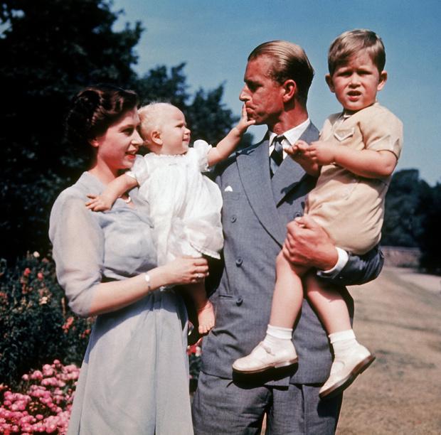 <p>У супругов четверо детей</p>