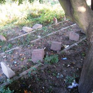 Фото №1 - Венгрия продала советское кладбище