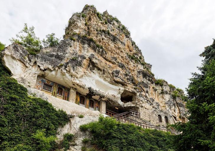 Фото №6 - Музыка камня: 7 сооружений, высеченных в скалах