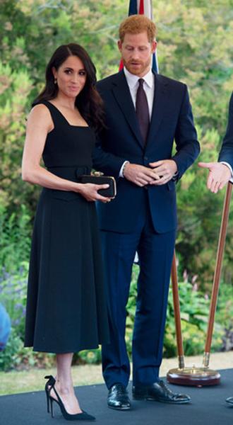 Фото №12 - Дизайнер Их Высочеств: за что королевская семья любит Эмилию Викстед