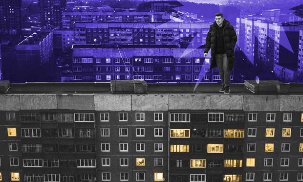 Фото №1 - Там закалялся смех: прогулка по Пионерке со стендап-комиком
