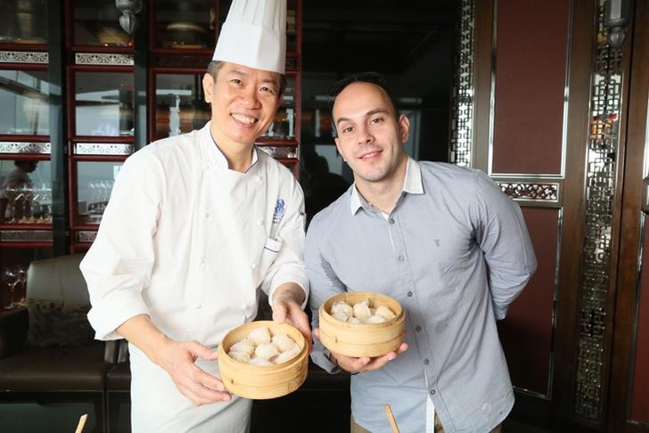 Фото №5 - Пельмень из Гонконга: пошаговый рецепт дим самов от мишленовского повара