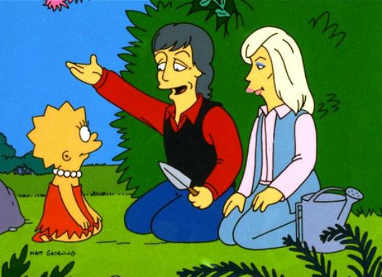 Фото №3 - 15 самых крутых пародий в «Симпсонах»