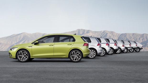 Фото №2 - 8 вещей, которые нужно знать о VW Golf 8-го поколения