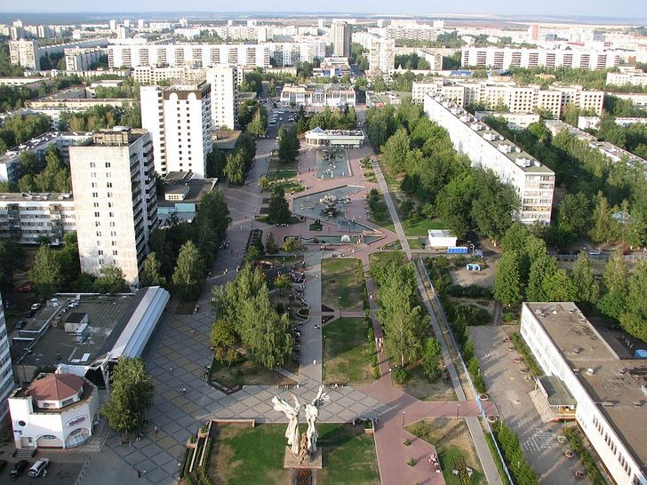 Фото №1 - Названы самые экологичные города России