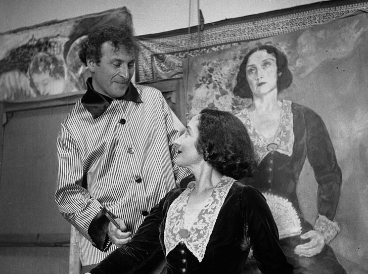 Фото №1 - Женщина судьбы: Белла Розенфельд в жизни и творчестве Марка Шагала