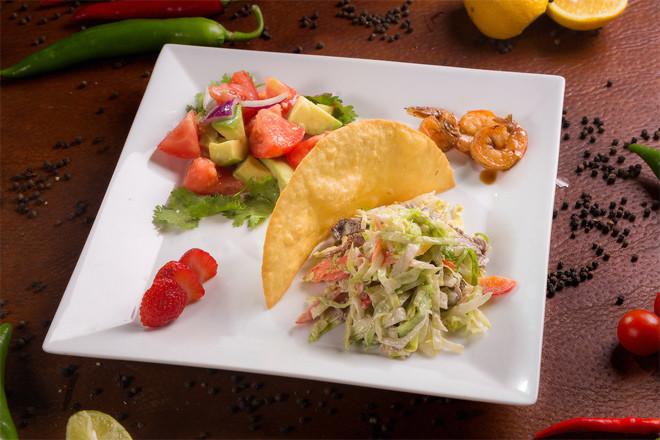 Мексиканский салат рецепты