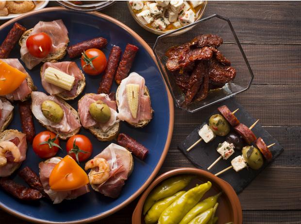 Фото №1 - Испанские закуски тапас: 5 лучших рецептов