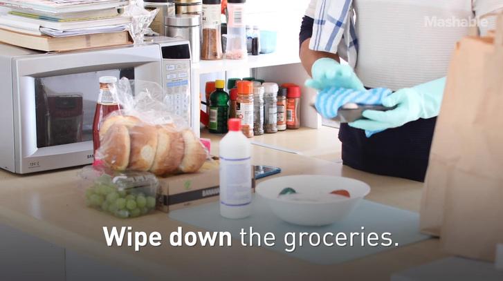 Фото №3 - Как правильно обрабатывать продукты из магазина во время эпидемии коронавируса (видео и фото)
